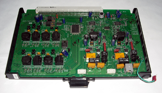 Panasonic DBS 2 X 8 Card P/N VB-42651
