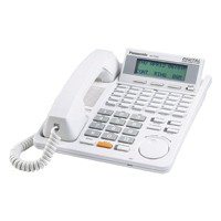 Panasonic KX-T7453 Phone - Digital Super Hybrid System Backlit LCD Display Phone  Refurbished One Year Warranty $199.00