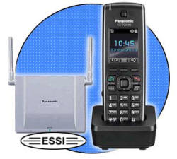 Panasonic KX-TDA50 Cordless Phones