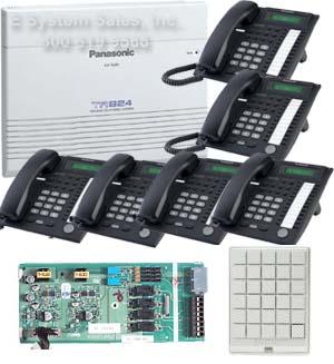 Panasonic home phone system panasonic home phone system with six phones and a door phone system sciox Choice Image