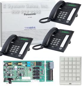Panasonic home phone system panasonic home phone system with 3 phones and a door phone system sciox Choice Image