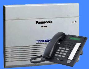 Panasonic KX-TA824 Phone System KSU W/Caller ID [kx-ta824] - $489 00