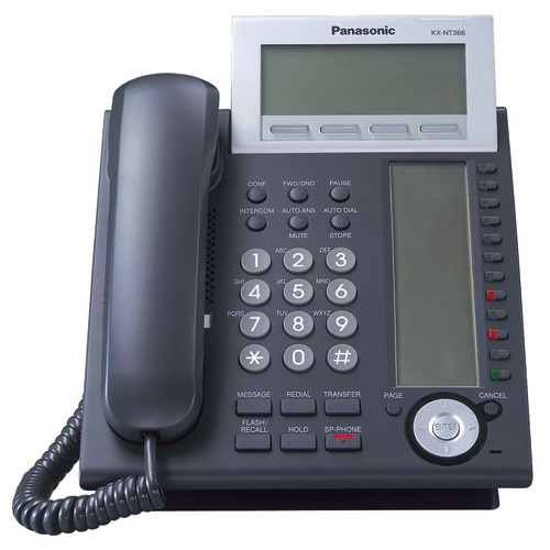 Panasonic KX-NT366 Phone