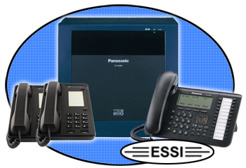 Panasonic Hotel Phone System