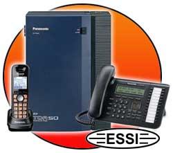 Panasonic KX-TDA50G IP PBX Phone System