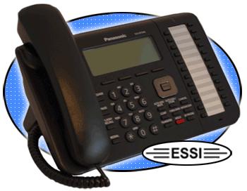Panasonic KX-TDA50 Phones